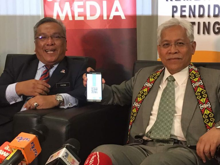 Unimas first in the country to use Quick Response Code
