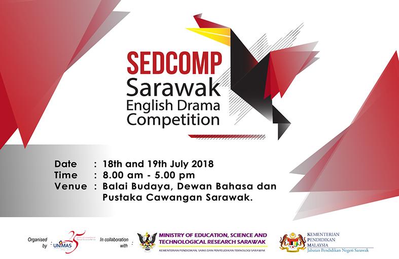 Sarawak English Drama Competition Sedcomp