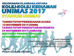 Kejohanan Olahraga Antara Kolej-Kolej Kediaman UNIMAS 2017.jpg